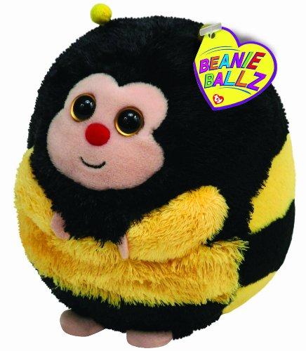 Ty Beanie Ballz Zips - Bee