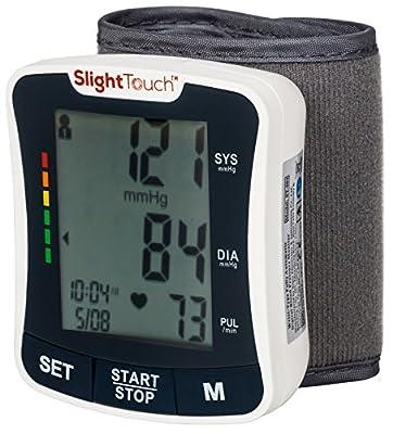 Blood Pressure Monitor Upper Arm + Wrist Digital Monitor