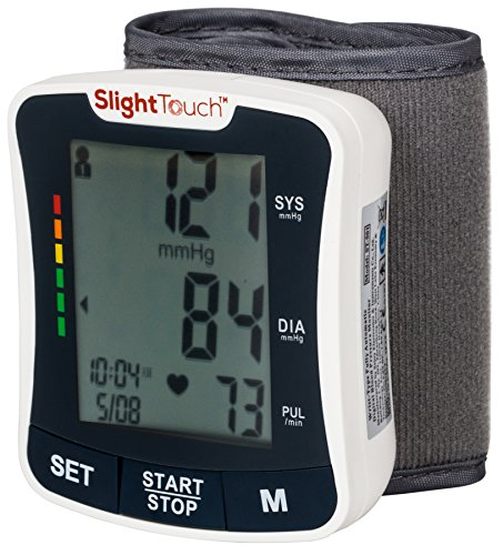 Buy digital wrist blood pressure monitor
