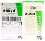 Biogel Surgeons Gloves - Latex Powder Free - Sterile - 8.5 (50 Pairs)