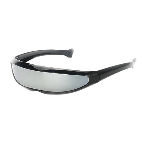 P Prettyia Gafas de Sol Cyclops Futurista Decoración ...