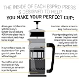 Espro 1418C-BK-FFP 1418C-BK French press, 18 Ounce, Black