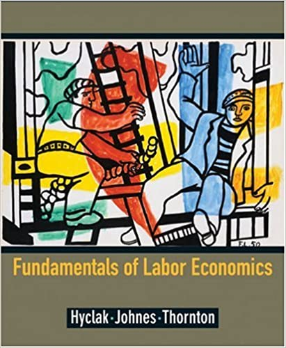 Fundamentals of Labour Economics