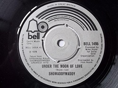 SHOWADDYWADDY Under The Moon Of Love 7