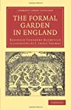The Formal Garden in England, Blomfield, Reginald Theodore, 1108061400