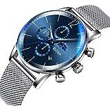Bestn Men's Analog Quartz Watch...