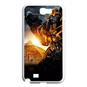 Transformers ROCK0084750 Phone Back Case Customized Art Print Design Hard Shell Protection Samsung Galaxy Note 2 N7100