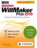 Quicken WillMaker Plus 2018 & Living Trust [PC Download]