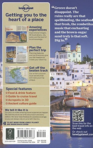 Lonely Planet Greece Ebook