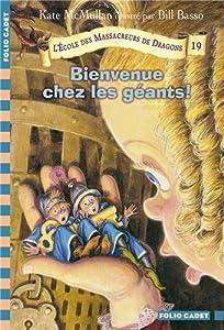 """Afficher """"Ecole des massacreurs de dragons (L') n° 19 Bienvenue chez les géants !"""""""