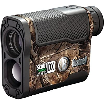 BUSHNELL 202356 Scout Laser DX ARC Rangefinder (RT Xtra; Camo) from BUSHNELL