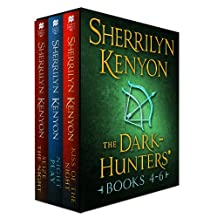 The Dark-Hunters, Books 4-6: (Kiss of the Night, Night Play, Seize the Night) (Dark-Hunter Collection)