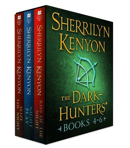 (The Dark-Hunters, Books 4-6: (Kiss of the Night, Night Play, Seize the Night) (Dark-Hunter Collection Book 2))