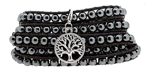 Jewelry Silver Wrap Around Bracelet - 6