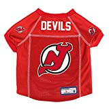 NHL New Jersey Devils Pet Jersey, Large