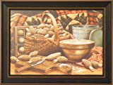 Taste Of Spring by Doug Knutson 12x16 Morel Mushrooms Kitchen Art Print Wall Décor Framed Picture