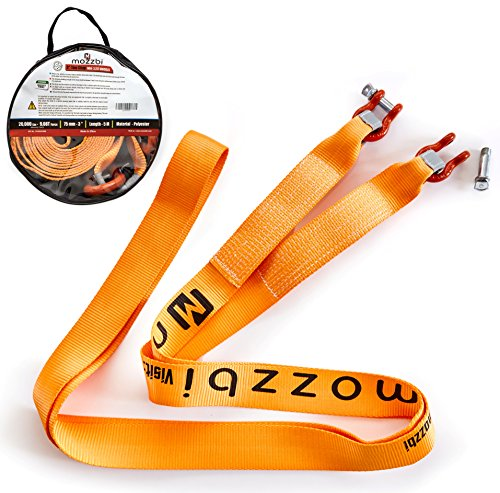 Mozzbi Recovery Tow Strap 3
