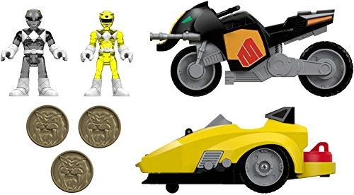 Fisher-Price Imaginext Power Rangers Mastodon Battle (Design Your Own Power Ranger)