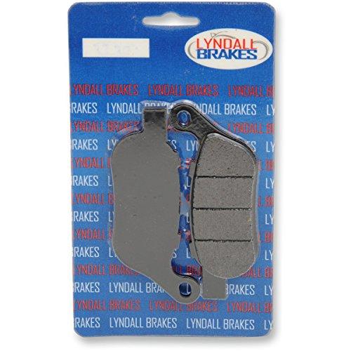 リンダル Lyndall Racing Brakes ブレーキパッド リア デュポン オーガニック 42298-08 1720-0462 7257X   B01M22O1OV