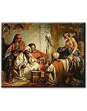 Decorative Canvas Painting 70x50cm