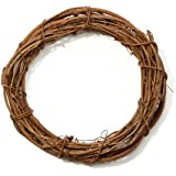 Natural Grapevine Wreath - 18""