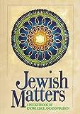Jewish Matters, Doron Kornbluth, 1568711883