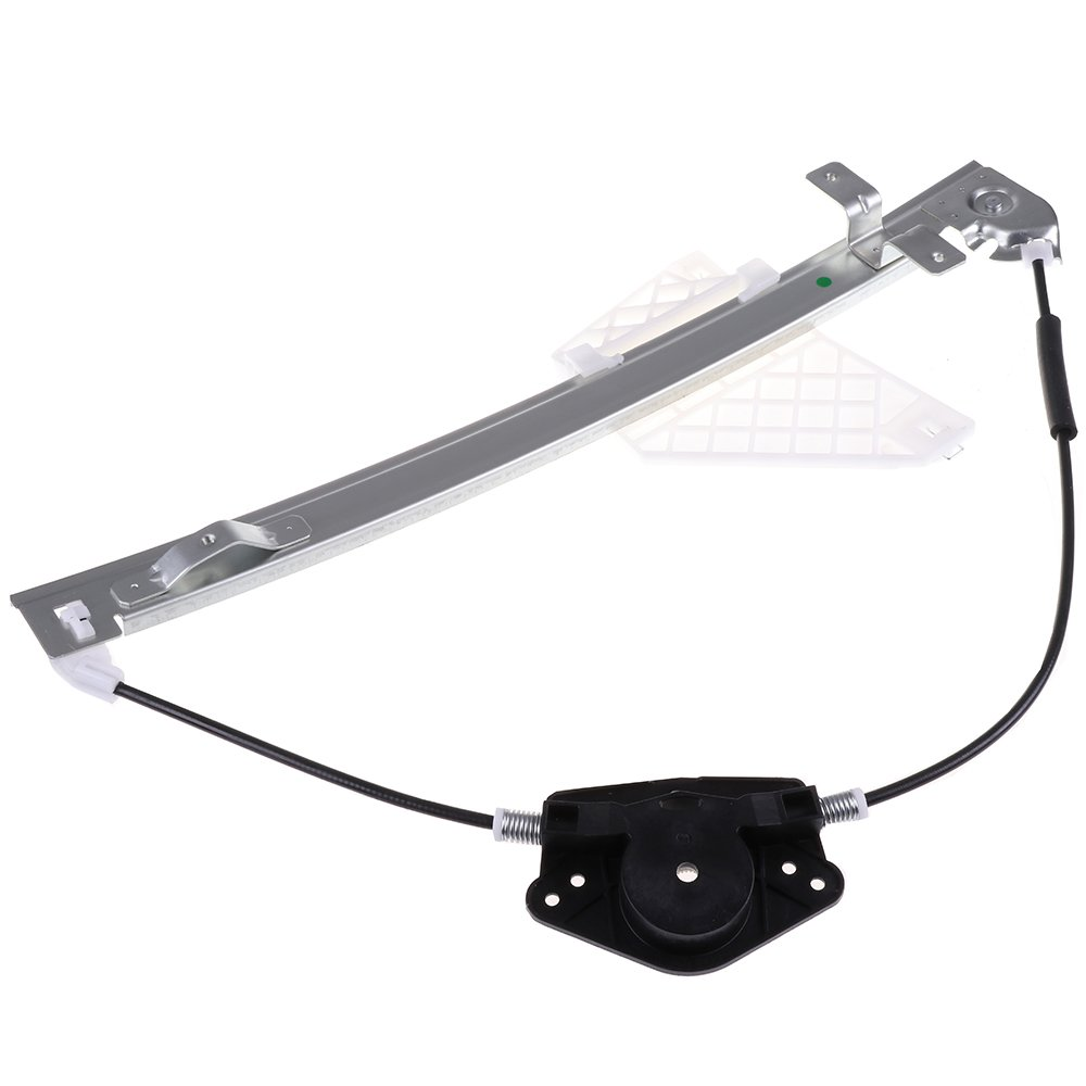 Replacement fit for Use w//32 Tooth Motor Only 55363285AD NO Motor Assembly Power Window Lift Regulator Rear Left Drivers Side Replacement fit for 2001-2004 Jeep Grand Cherokee