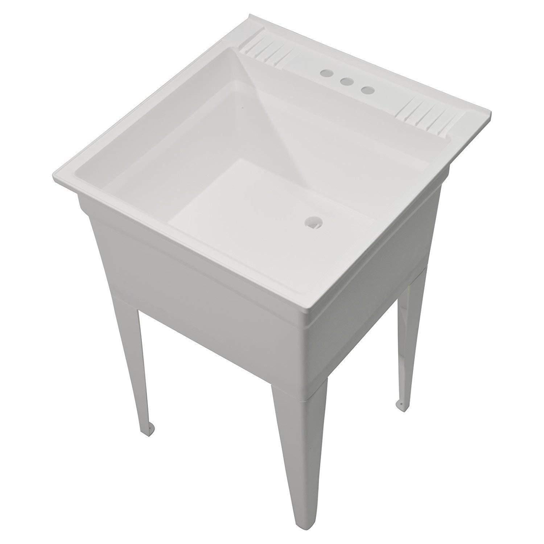 Cashel Heavy Duty Utility Sink Kit - Free Standing