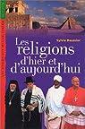 Les religions d'hier et d'aujourd'hui par Baussier