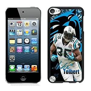 NFL Carolina Panthers iPod Touch 5 Case YMH89946 NFL Phone Case Cover Plastic DIY