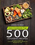 Keto Cookbook Top 500 Ketogenic Recipes: The