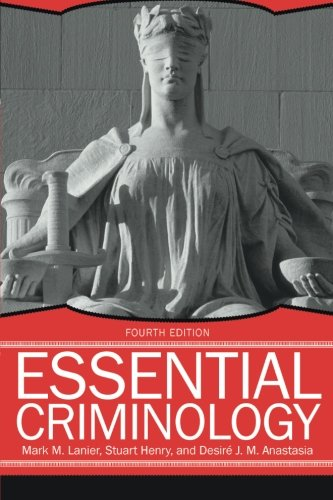 Essential Criminology (Pb)