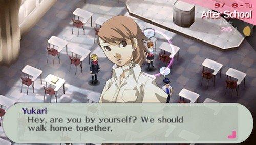 Shin Megami Tensei: Persona 3 Portable - Sony PSP by Atlus (Image #6)