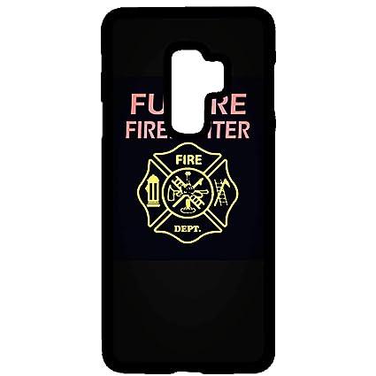 coque samsung s9 plus pompier