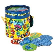 Stephen Joseph Memory Game Set - Boy