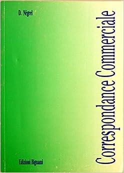 Book Correspondance commerciale. Per le Scuole superiori.