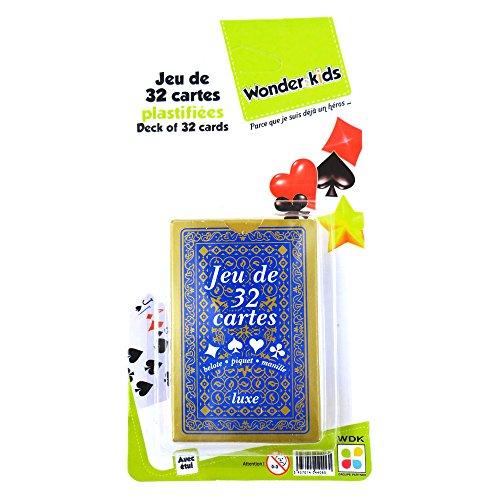 Wonder Kids WDK Partner – A0300471 – Board Game – 32 Cards