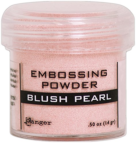 (Ranger Blush Pearl Embossing Powder)