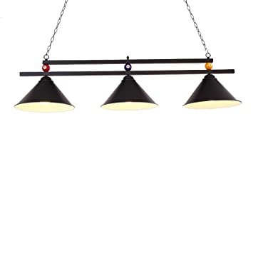 CLLCR Lámpara de la Sala de Billar, Lámpara de Mesa de ...