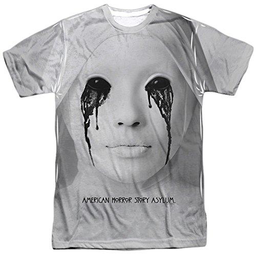 American Horror Story Herren T-Shirt Opaque weiß weiß