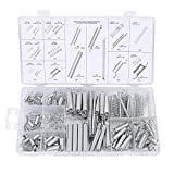 OCGIG 200 Pcs Spring Assortment Kit for Tools & Equipment, Hand Tools, Automotive, Replacement Parts, DIY