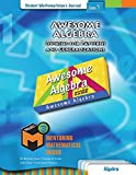 img - for Project M3: Level 3: Awesome Algebra: Looking for Patterns and Generalizations Student Mathematician's Journal book / textbook / text book