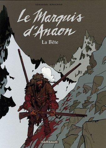 Le Marquis d'Anaon n° 4 La Bête