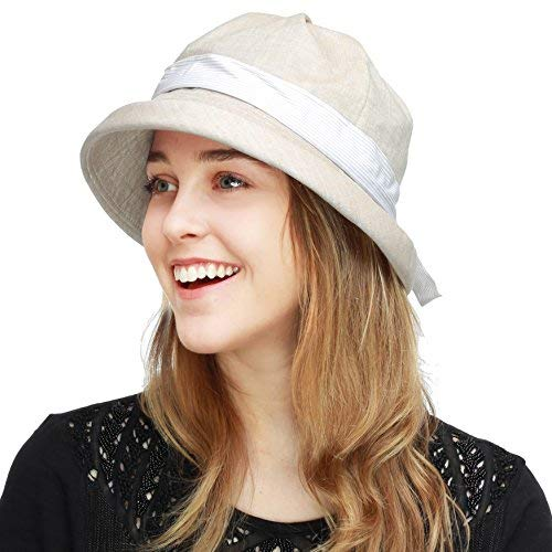 a71b9eb83 BLACK HORN Light Weight Packable Women's Sun Beach Bucket Outdoor Hat