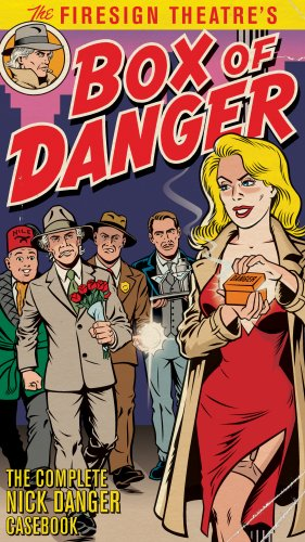 The Firesign Theatre's Box Of Danger by SHOUT! FACTORY