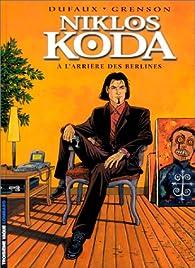 Opération 3ème Vague : Niklos Koda, tome 1 à 5 euros par Jean Dufaux
