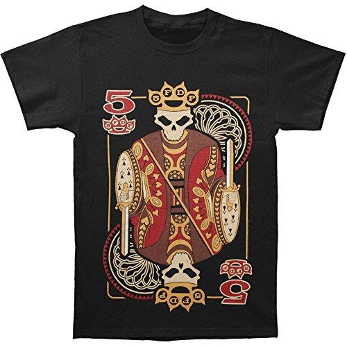 Five Finger Death Punch Men's 2014 Tour T-shirt Black