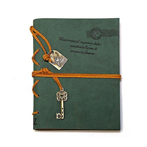 Leather Notebook EvZ Sketchbook Journals
