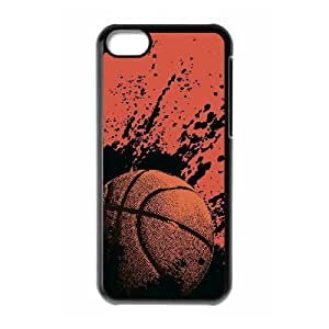 linJUN FENGProtection Cover Hard Case Of Basketball Cell phone Case For iphone 6 plus 5.5 inch
