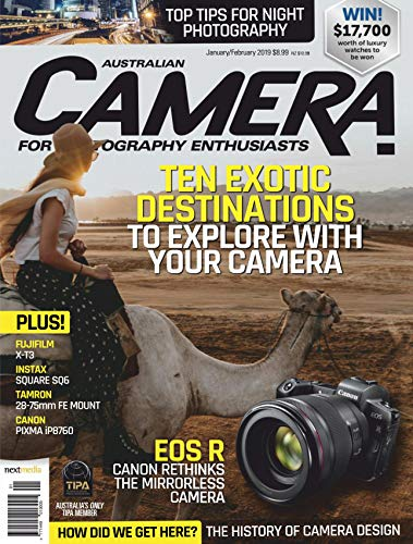 Camera: Ten Exotic  Destinations to Explore With Your Camera ()